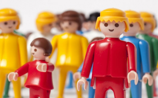 Collectionneur playmobil